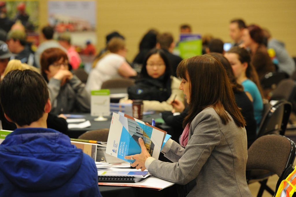 Peace Region Career Mentors Workshop